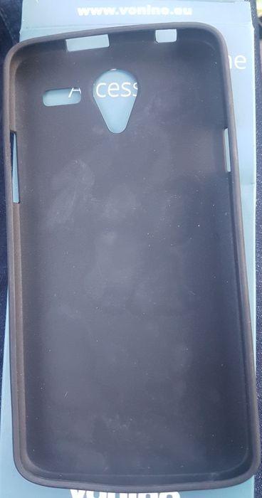 Husa silicon neagra sigilata pentru Vonino ZUN XO