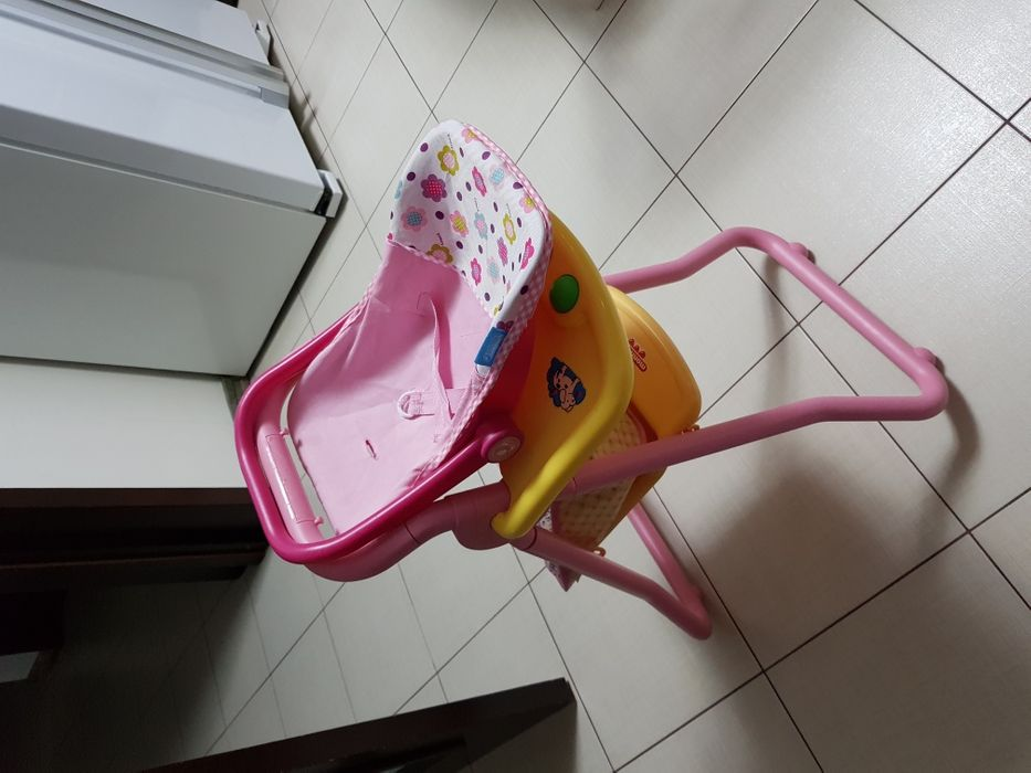 Landou+ scaun bucatarie bebeluș