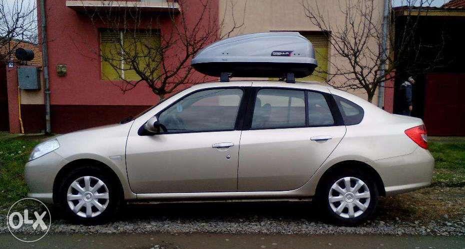 Bare Portbagaj Renault Clio Symbol Laguna Megane