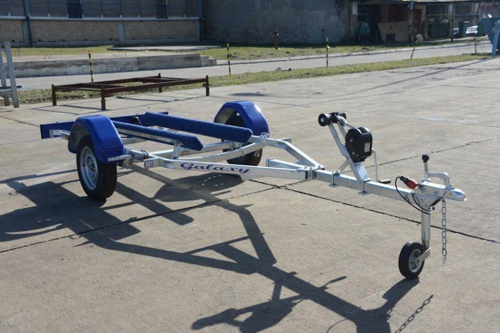 Ремарке / колесар за джет/лодка до 4м марка ЛИДЕР модел 650