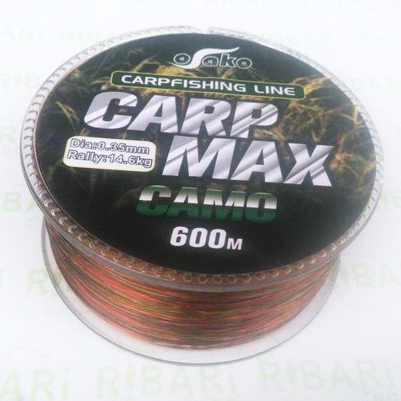 Влакно за шаран и сом Osako CARPMAX 600 мт - 0.30 ; 0.35 ; 0.40 и 0.45