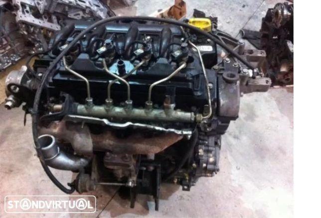 Motor movano master 2.2