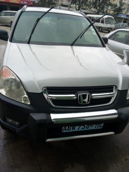 Vendo Honda CRV novo
