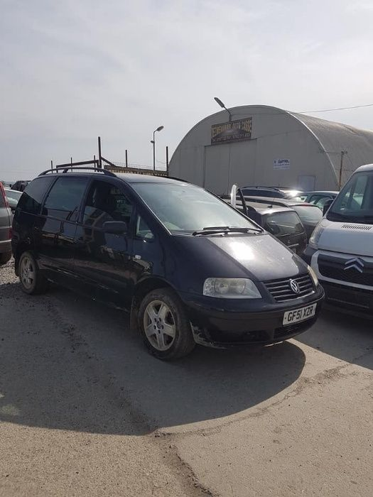 Dezmembram VW Sharan an 2001 motor 1.9 TDI tip AUY 85 KW ! Mocira - imagine 1