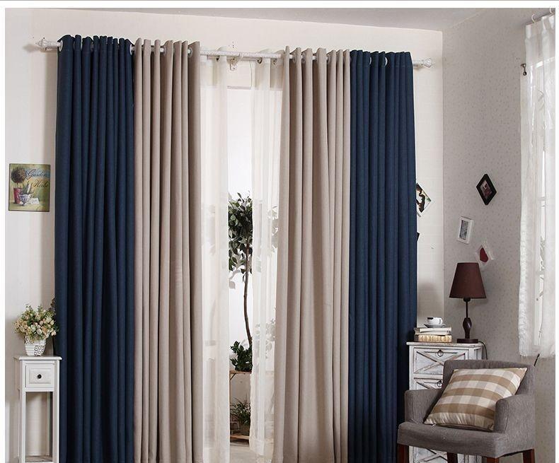 Vendo cortinas modernas