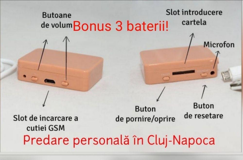 Vand/Inchiriez casca de copiat japoneza cu cutiuta gsm fara fire