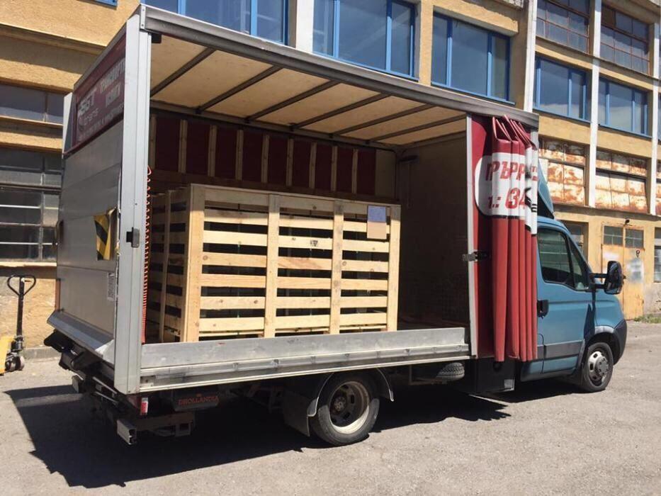 Транспортни услуги София Падащ борд Извозване на строителни отпадъци