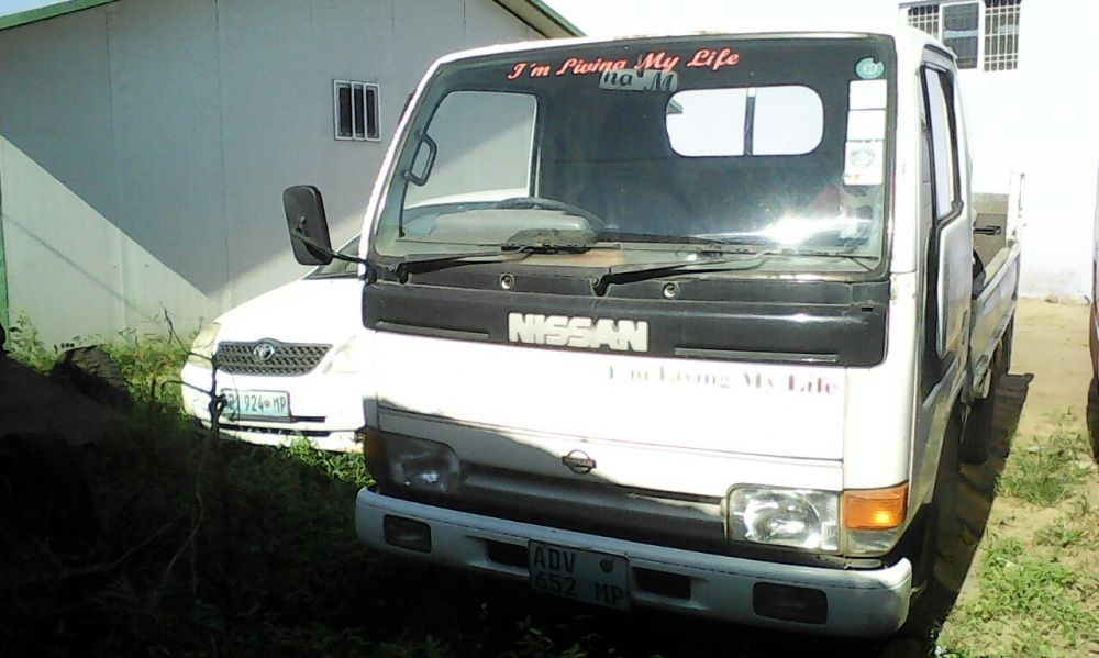 Nissan Atlas 150...edn.2.50