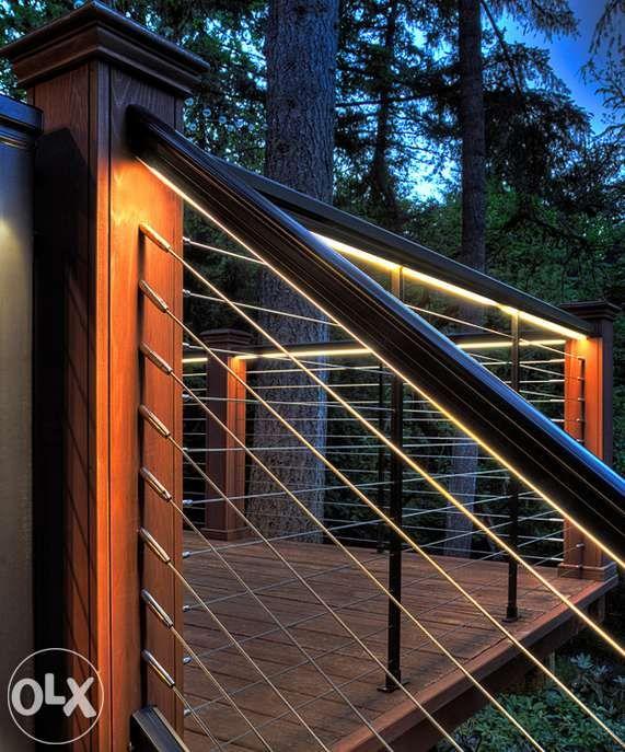 Cablu inox pentru balustrada