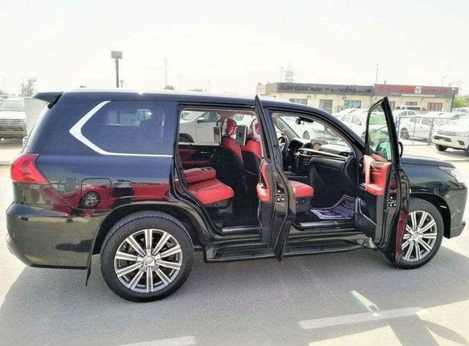 Lexus LX 570 -Luxury