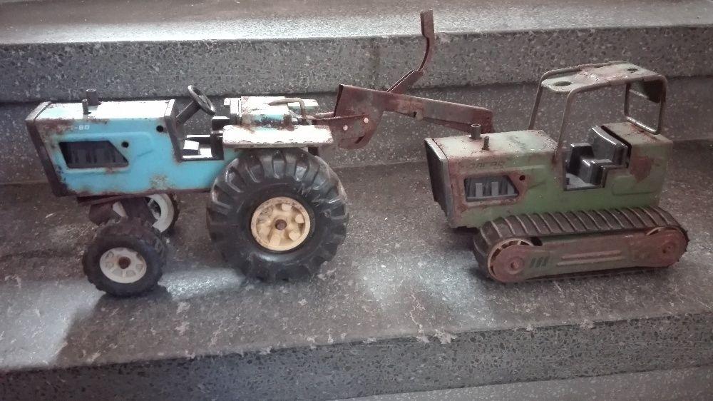 Български детски играчки-камион,багер