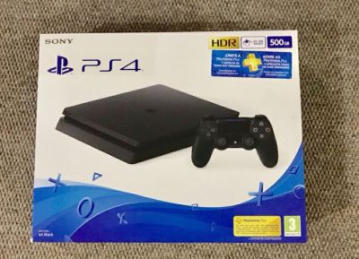 Play station 4 pro