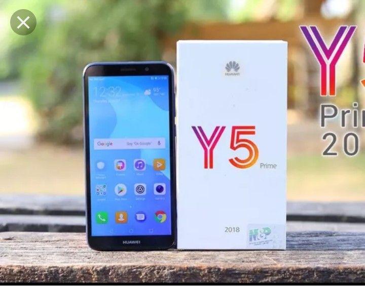 Huawei Y5 prime 2018 selado