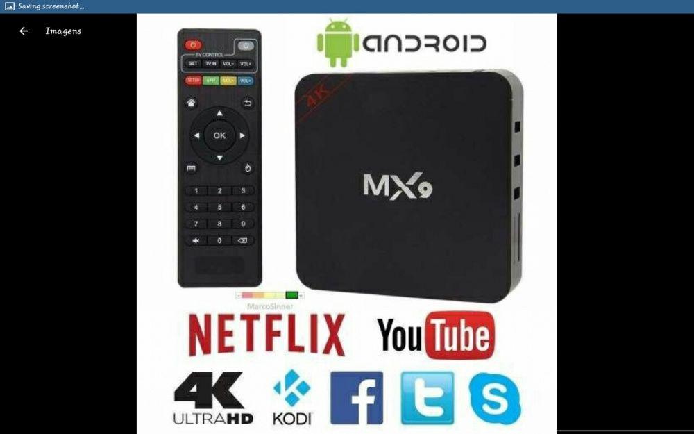 Mbox para tv