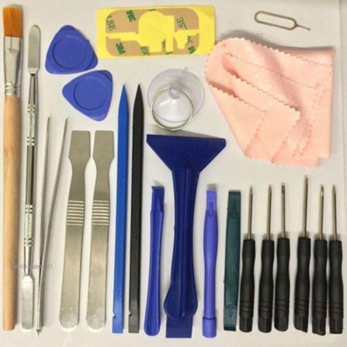 23 в 1 Комплект инструменти за ремонт за компютри лаптопи телефони