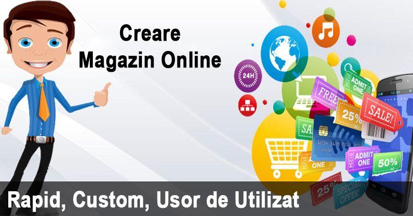 Creare site web, magazin online, optimizare Seo,mentenanta,logo Bucuresti - imagine 2