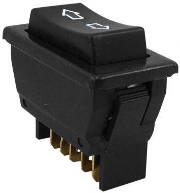 Comutator Auto, Fara Retinere, ON-OFF-ON - 33x42x21 Mm