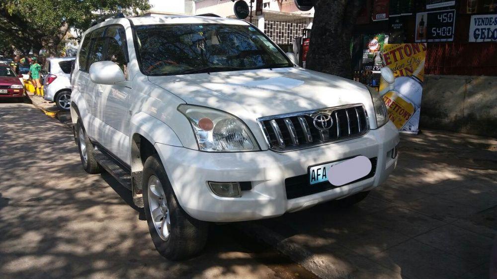 Toyota Hilux Prado 3.4 ...chas.9.5