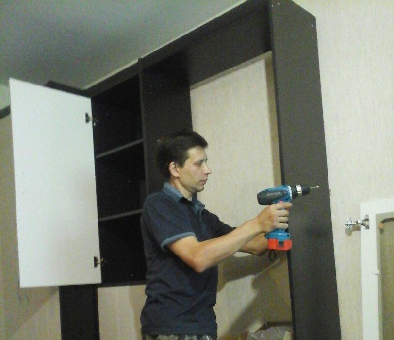 Ремонт,сборка-разборка мебели по Алматы. Качественно