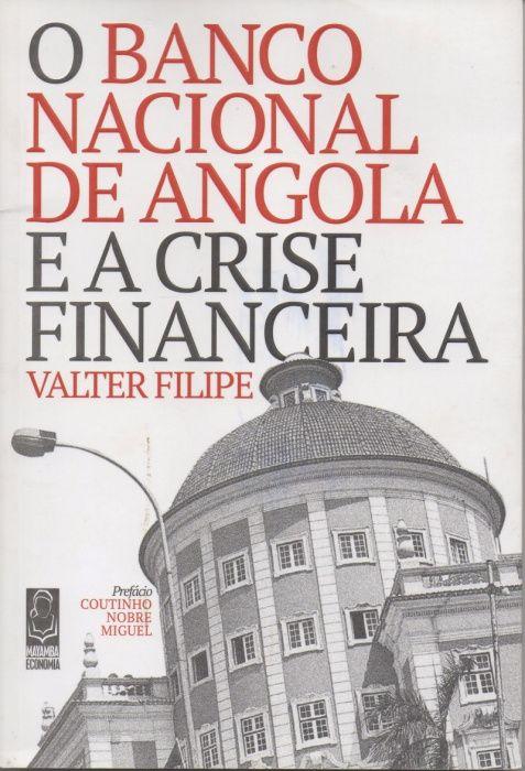 O Banco Nacional de Angola e a Crise Financeira