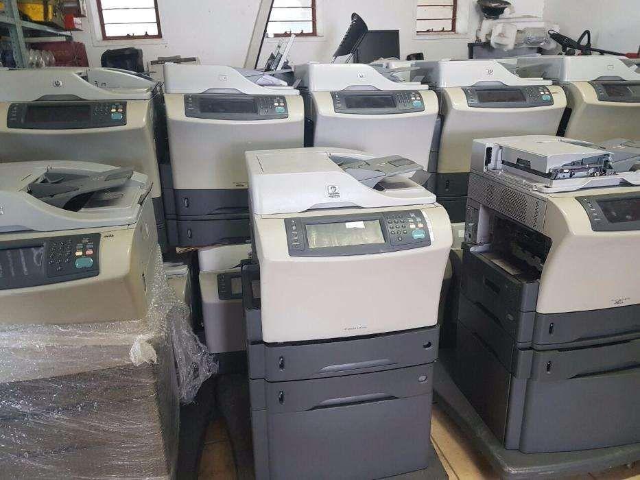 Fotocopiadora e empressoras comerciais e industriais