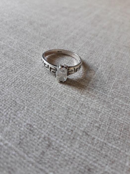 """Скидки!!! Серебряное кольцо """"Versace"""""""