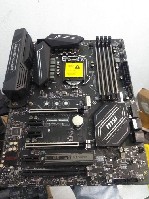 Board gamer + cpu I5 7600K