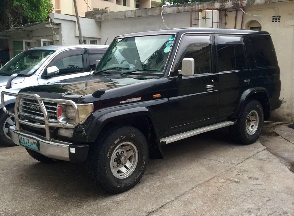 Land Cruiser Prado - Este carro já foi do Rovuma ao Maputo