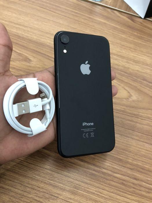 iPhone XR 64GB Preto novo com cabo, aceito diferença