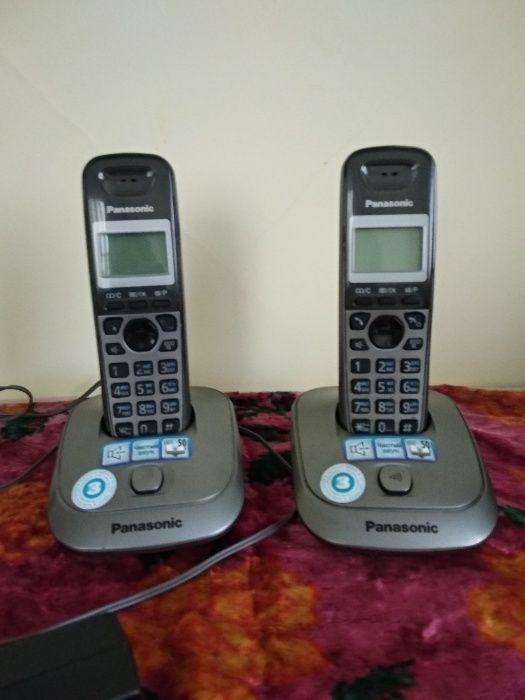 2 Радиотелефона Panasonic