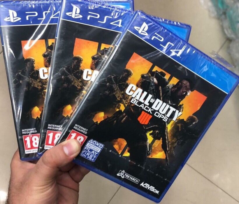 Call of duty ops4