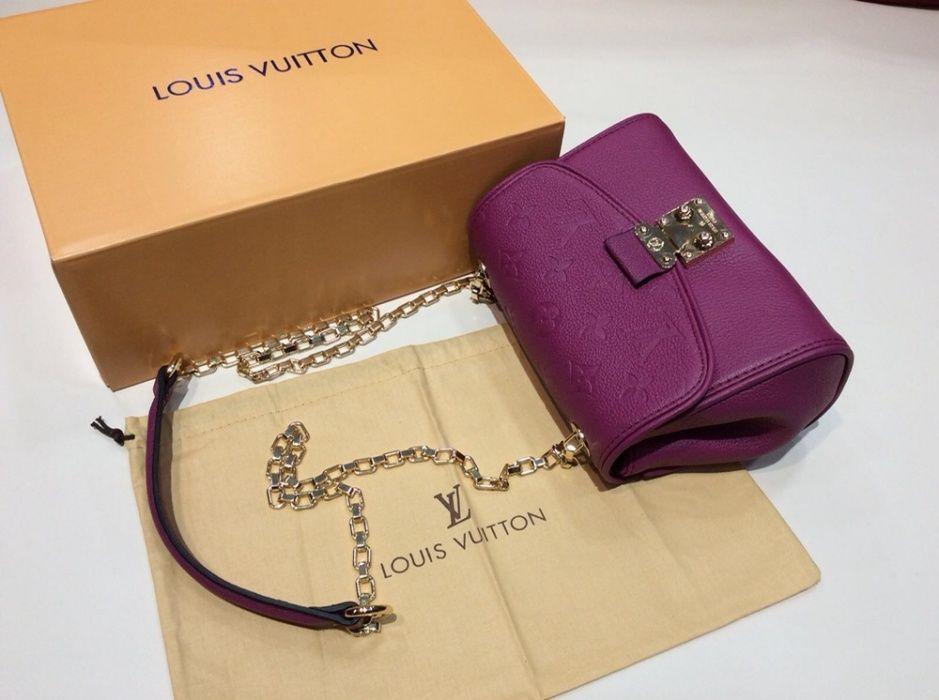 Geanta Louis Vuitton/certificat autenticitate/bon fiscal/piele 100%