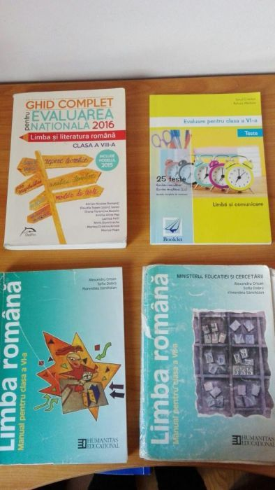 Carti romana/mate