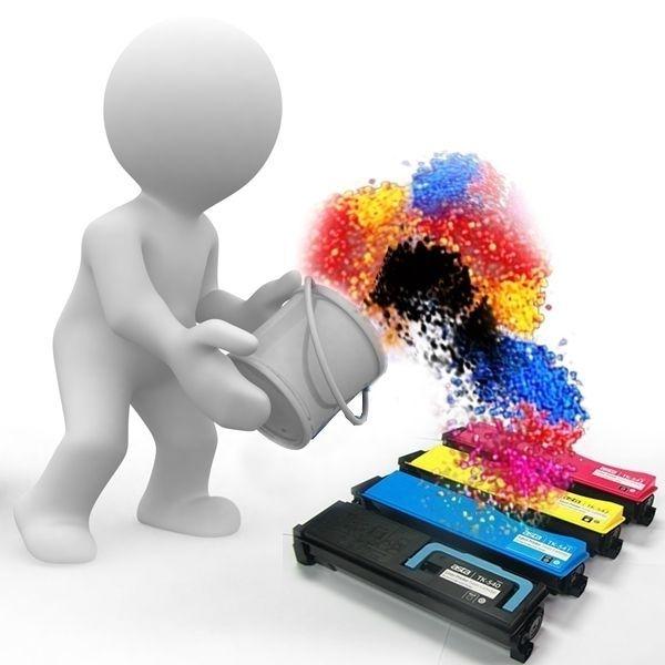 Заправка и ремонт цветных принтеров