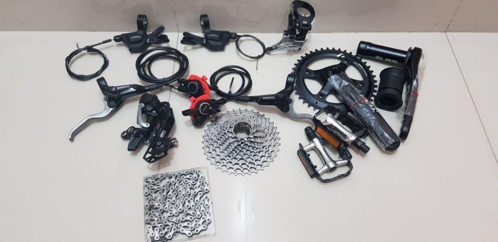 Componentes MTB