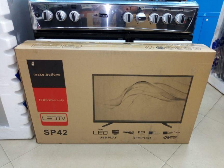 "Tv led Samsung 42"" seladas"