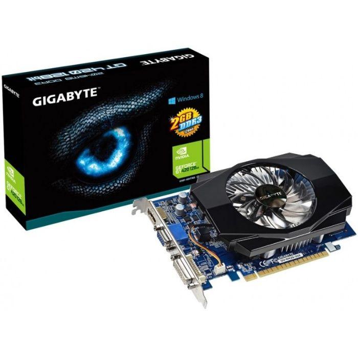 Placa Video Gigabyte nVIDIA GeForce GT 420.