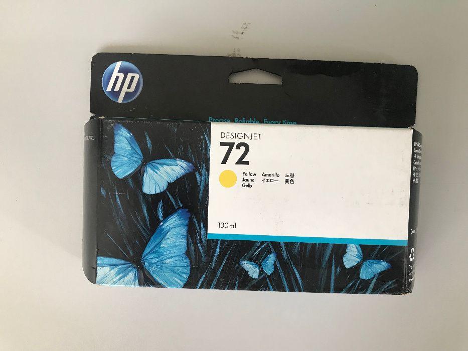 Tinteiros HP 72
