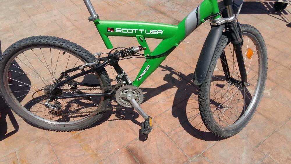 bicicleta scott usa 26 inch