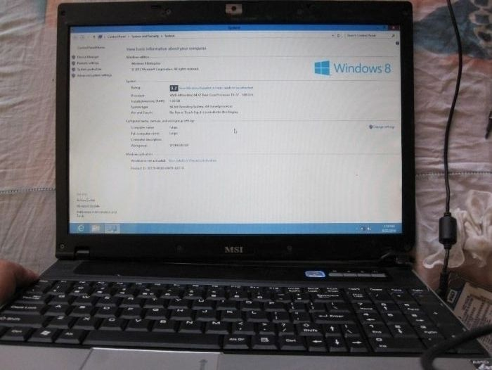 "Display/ecran lcd laptop diagonala 15,4""(HP,ACER,MSI,ASUS,TOSHIBA)"