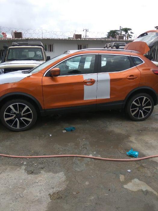 Nissan Rouge Full Option Novo 10 Milhões de Kwanzas