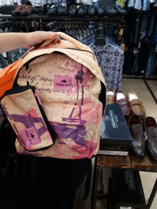 Стильный рюкзак!