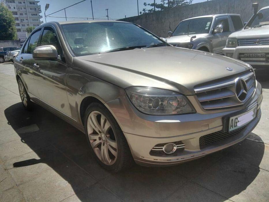 Mercedes C200 ...to.8.5