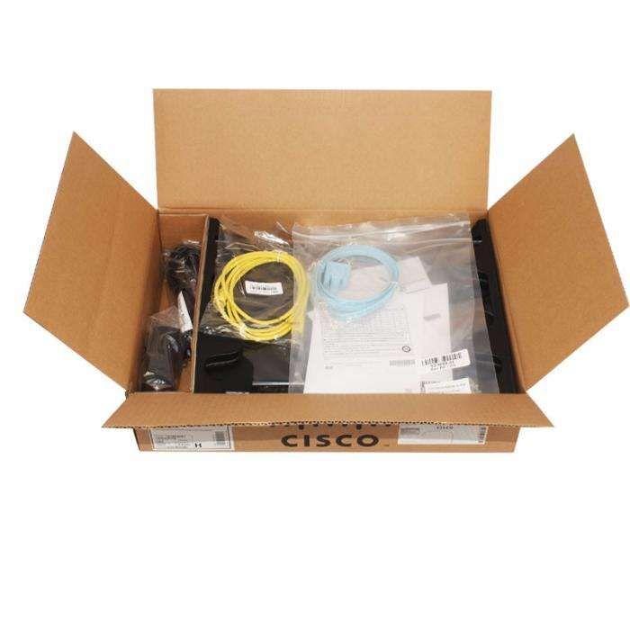 Switch Cisco small business55 novo na caixa
