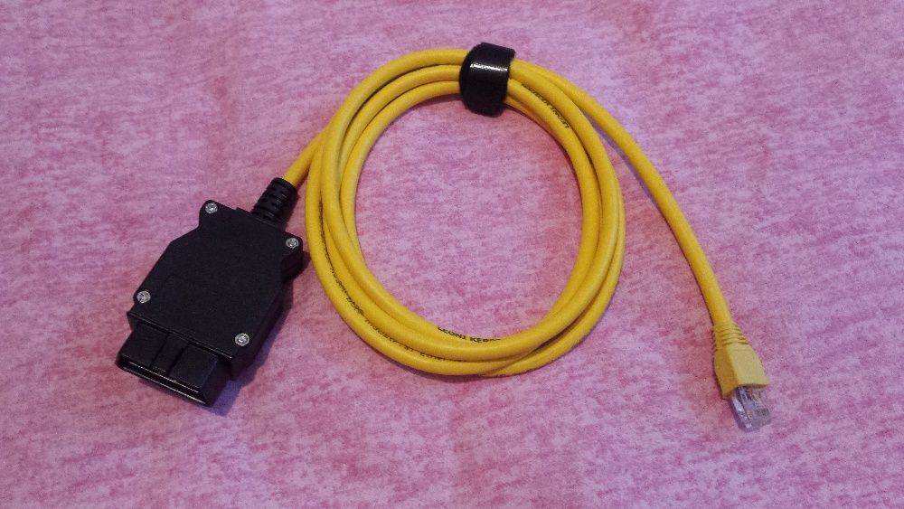 Interfata diagnoza BMW ENET Ethernet Cable E-SYS ICOM