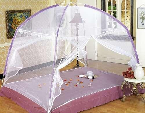 Redes mosquiteiras proteje e decora