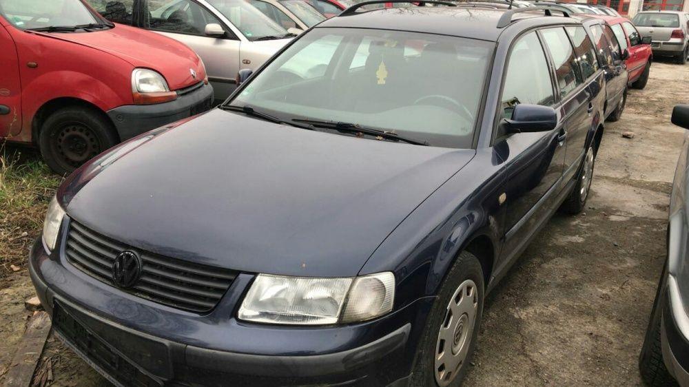 Volkswagen passat b5 по запчастям из Германии