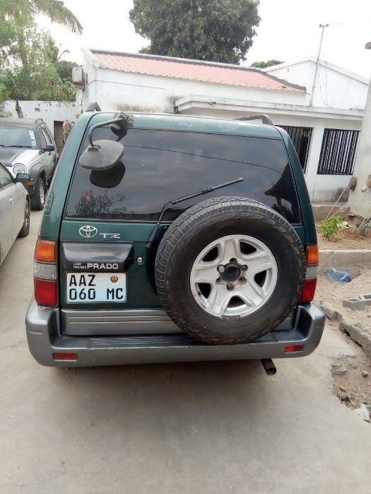 Toyota Prado Bairro do Mavalane - imagem 1