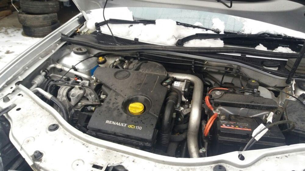 Motor Logan sandero mcv duster lodgy dokker 1,5 dci k9k j8 continental
