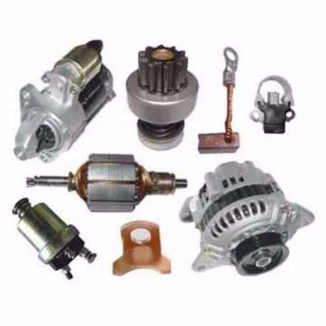 Reparații alternatoare și electromotoare